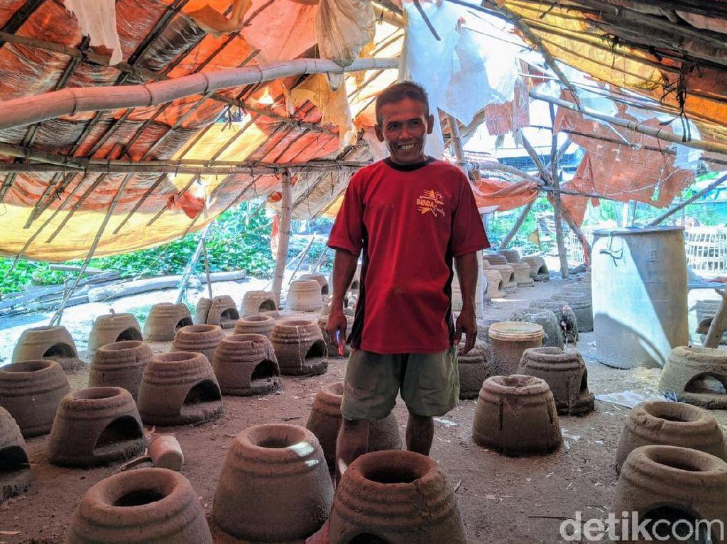 Laris Manis Bisnis Tungku Made in Ponorogo di Kala Pandemi