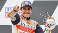 Menangi MotoGP Jerman, Marquez: Berkat Telepon-teleponan dengan Mick Doohan