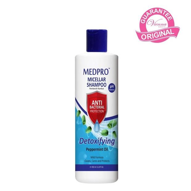 Medpro Micellar Shampoo Detoxifying