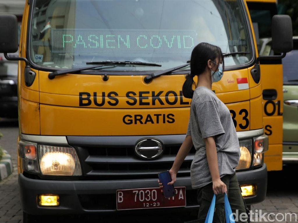 Ngeri! Kasus Corona di Jakarta Tembus 5 Ribu