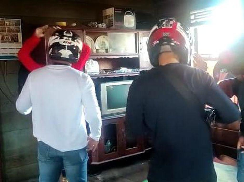 Kampung Narkoba Palembang Digerebek Lagi, 6 Orang Diamankan