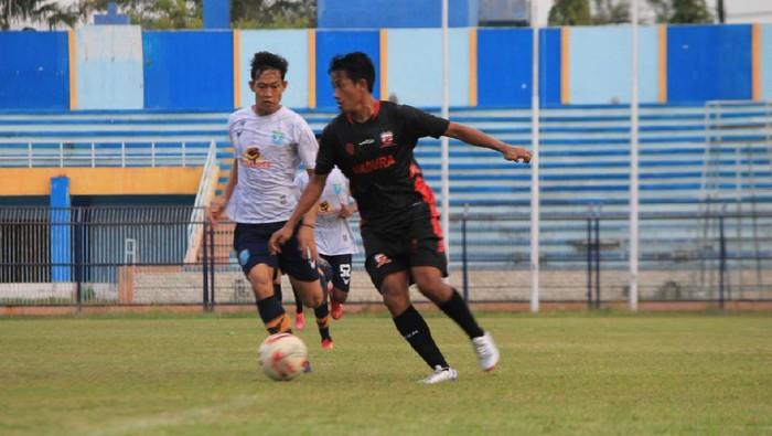 Persela Lamongan Kalah dari Madura United di laga uji coba.