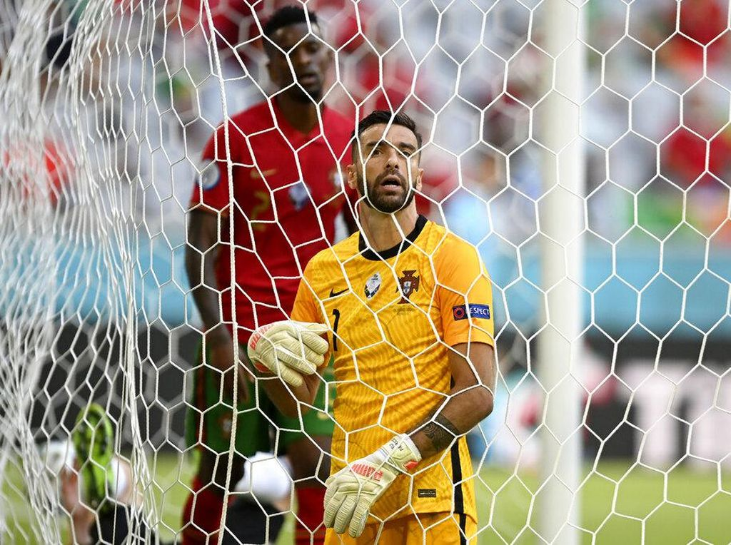 Portugal Bikin Rekor Usai Kebobolan 4 Gol Lawan Jerman