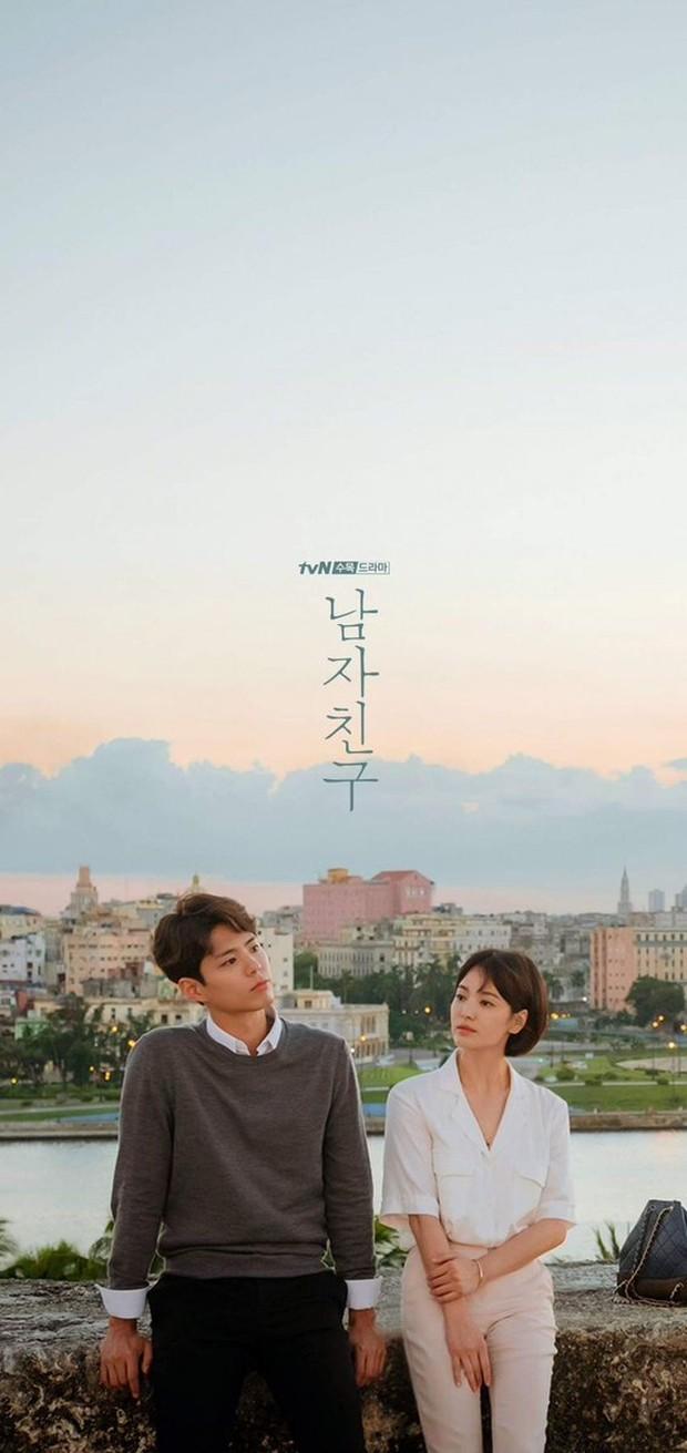 Song Hye Kyo dan Park Bo Gum/Sumber: mydramalist.com