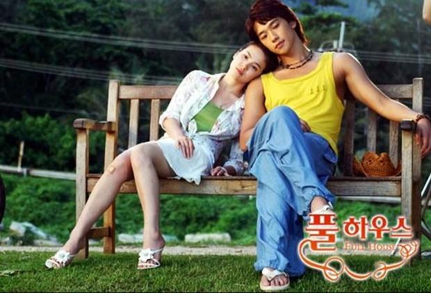 Song Hye Kyo dan Rain/Sumber: mydramalist.com