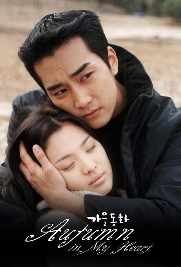 Song Hye Kyo dan Song Seung-Heon/Sumber: mydramalist.com