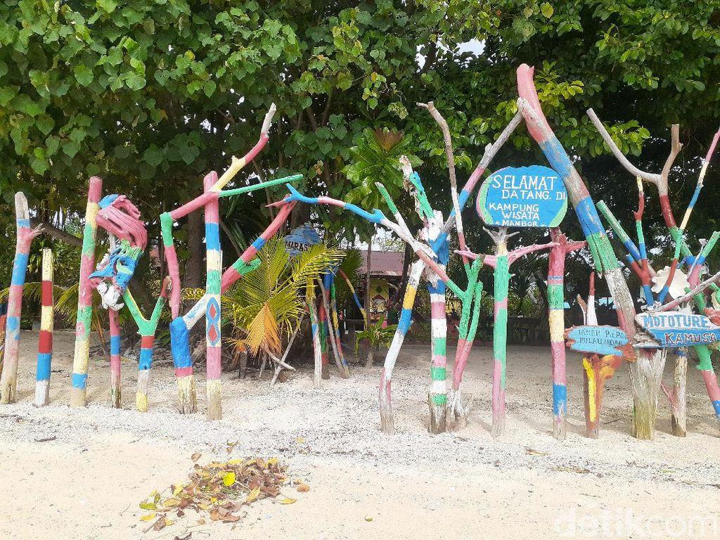 Libur Sekolah Tiba! Yuk, Kulineran di Pulau Kapotar