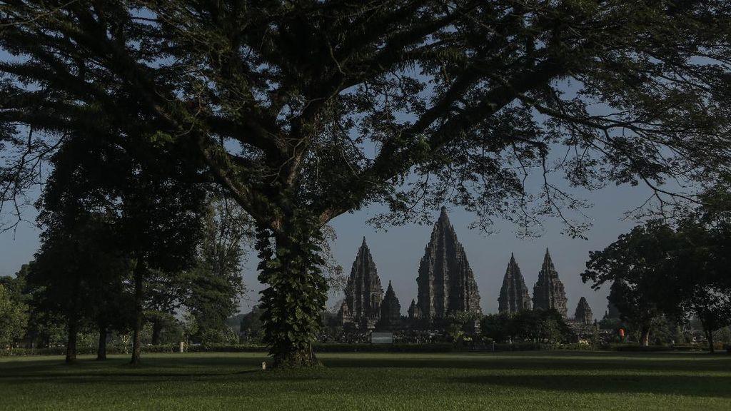 Yogyakarta Waspada Corona, Candi Prambanan Ditutup Sementara