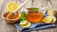 5 Bahan Alami untuk Kesehatan Paru-Paru dan Teh Herbal Penambah Imunitas