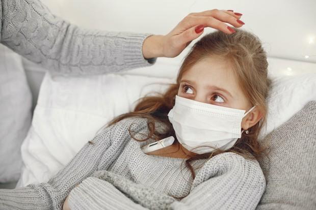 Covid-19 akan menimbulkan demam selama 3-4 hari