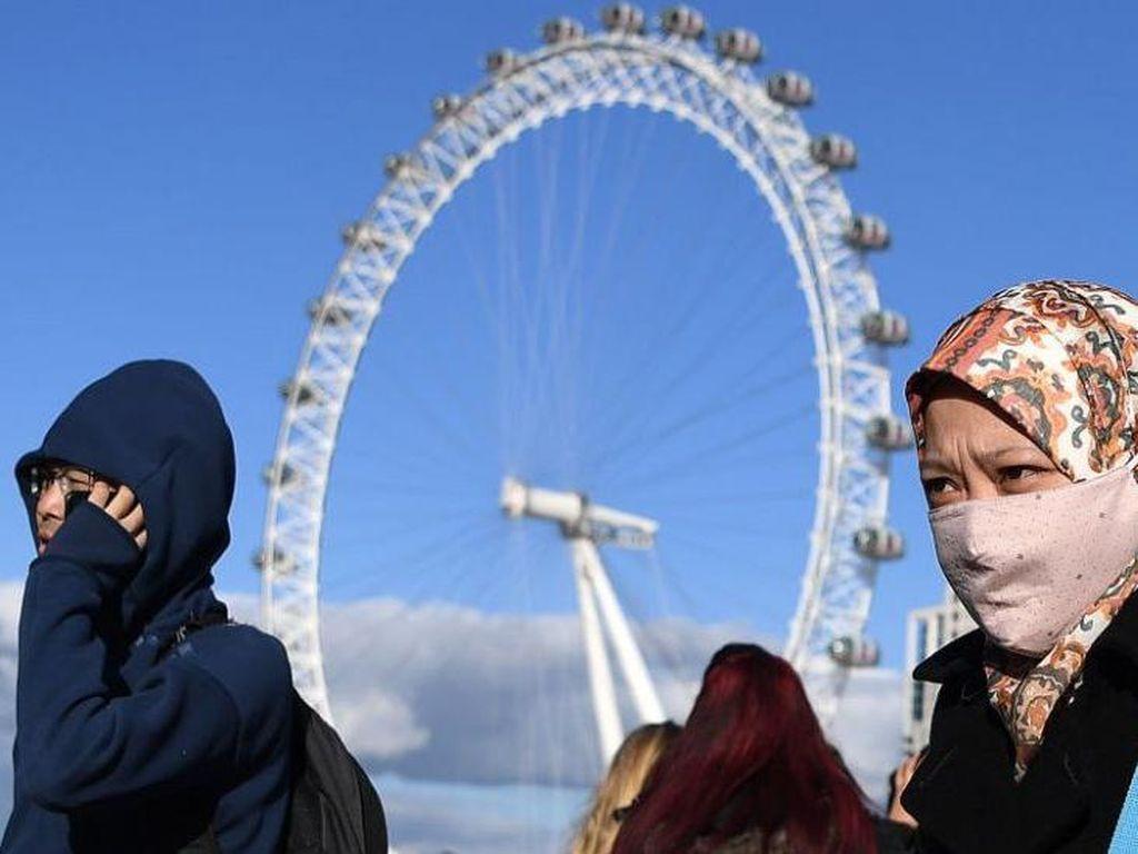 Varian Delta Menyebar Cepat di Inggris, Negara Lain Akan Bernasib Sama?