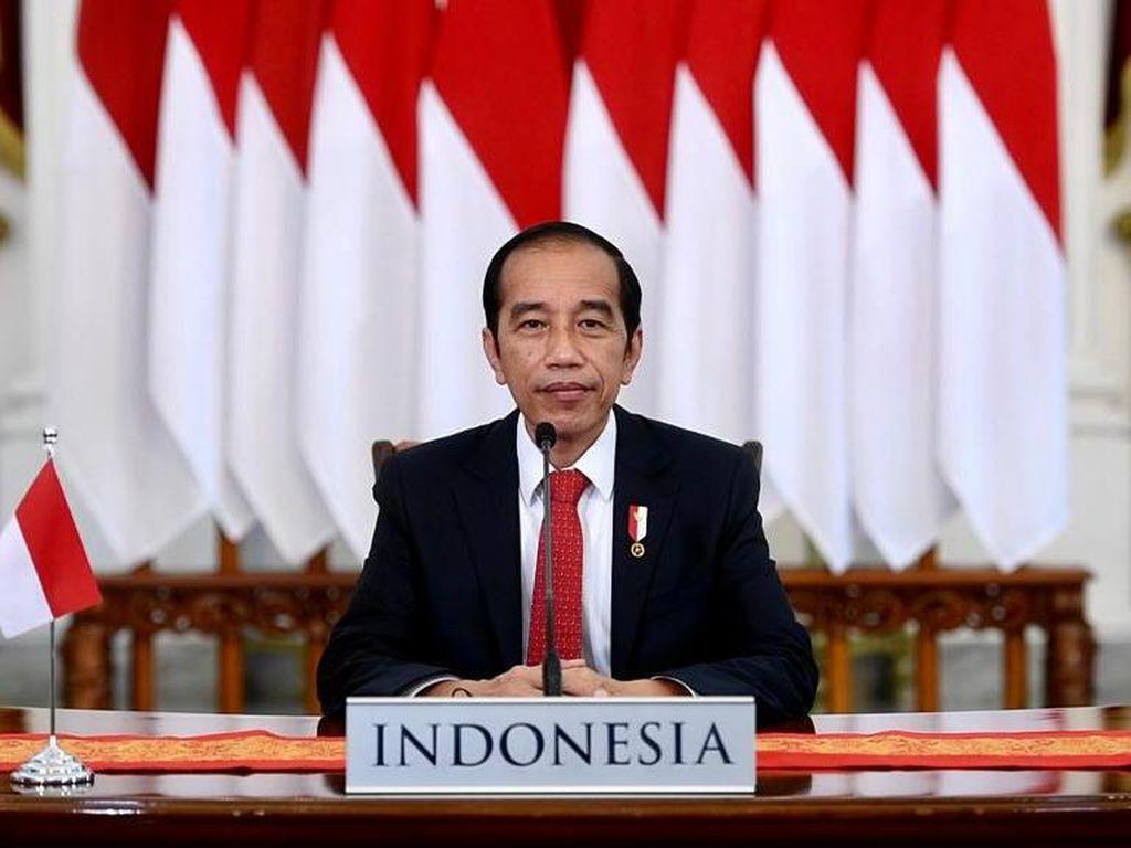 BEM UI Sebut Jokowi The King of Lip Service, Ini Respons Jubir Presiden