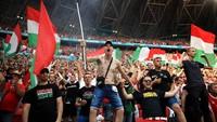 Euro 2020: UEFA Selidiki Dugaan Rasisme Suporter Hungaria