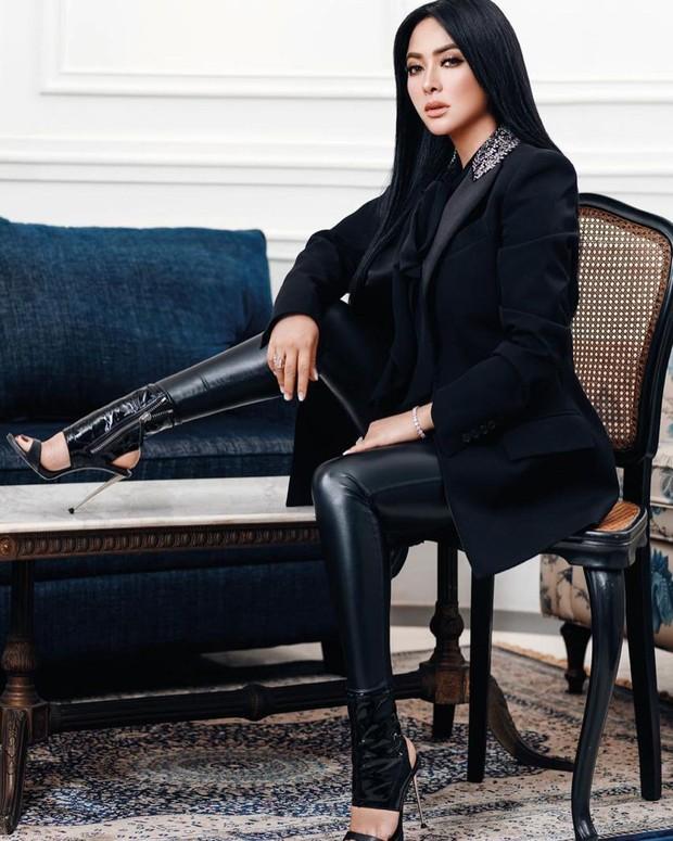 Foto: Syahrini/instagram.com/@princessyahrini