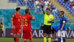 Kalahkan Wales, Italia Juara Grup A Euro 2020