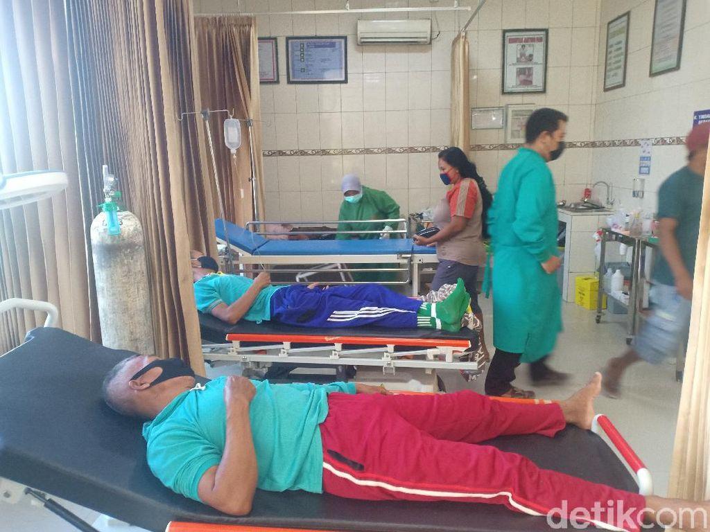 Korban Keracunan Nasi Kotak Acara Syukuran di Ngawi Bertambah Jadi 65