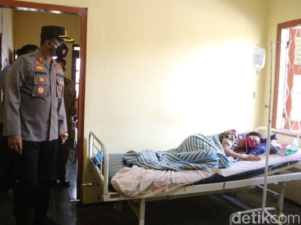 51 Orang di Ngawi Keracunan Nasi Kotak, Polisi Ambil Sampel Makanan