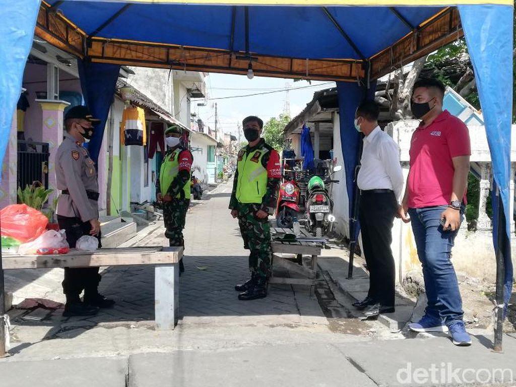 Lengangnya Klaster Ziarah di Pasuruan Saat Semi-lockdown