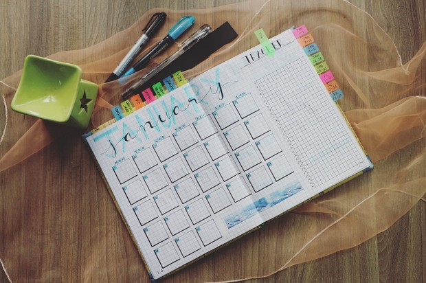 jadwal kegiatan bisa membantu mendorong timbulnya motivasi dan memastikan kamu memiliki tidur yang cukup