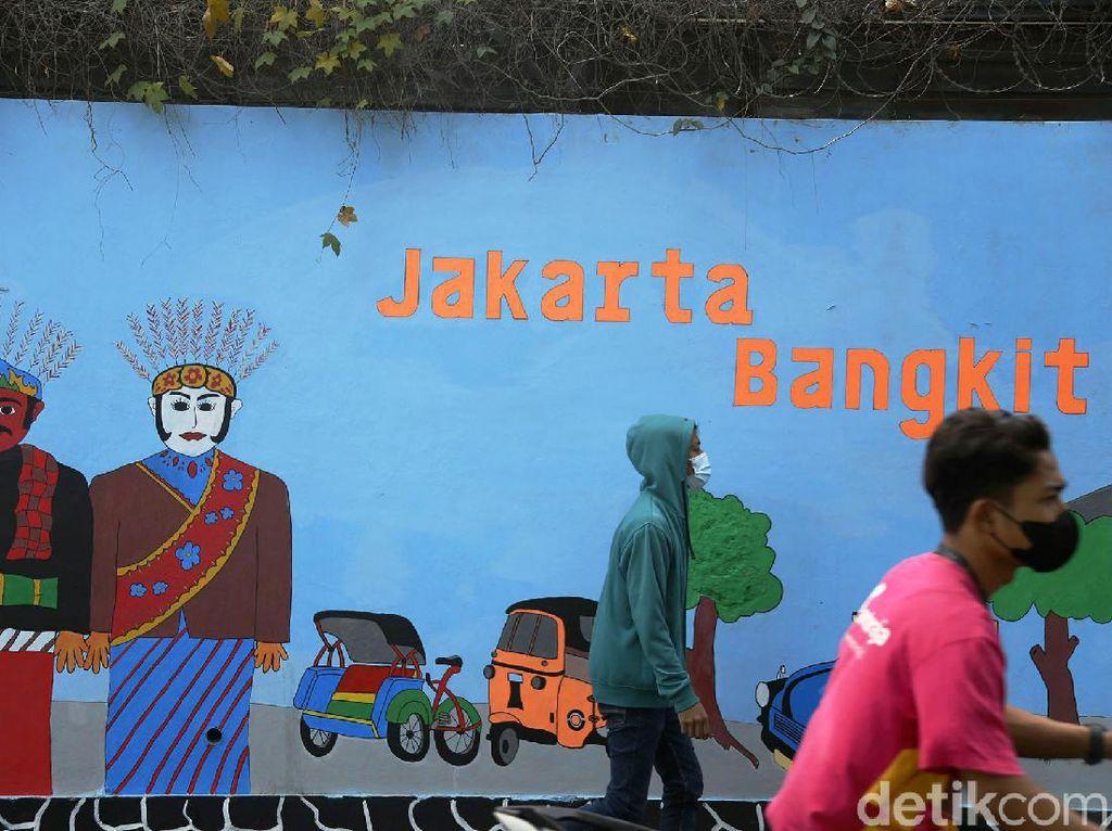 Rekor! Kasus Positif COVID-19 di Jakarta Hari Ini Capai 9.000