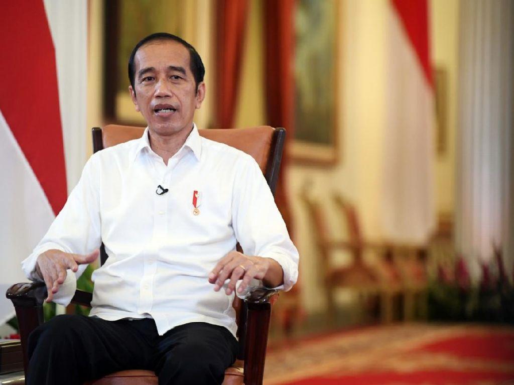 Jokowi: Saya Tak Rayakan Ulang Tahun, Apalagi Sekarang Pandemi