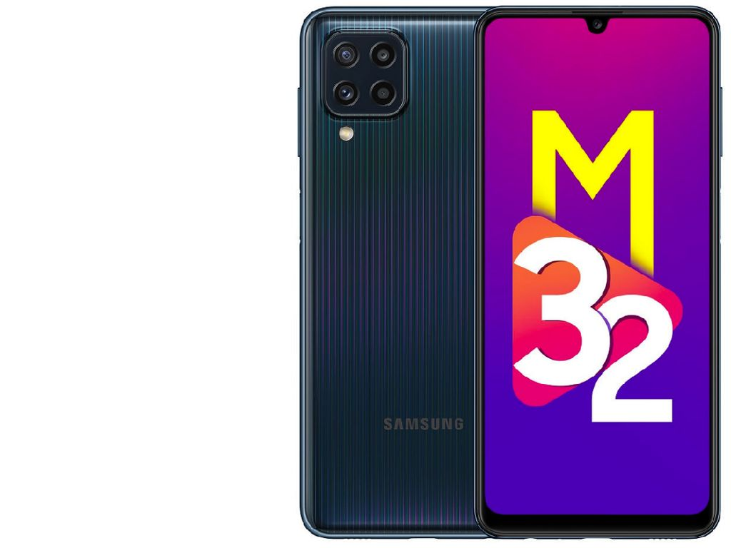 Galaxy M32 Dirilis di Indonesia, Ini Spesifikasi dan Harganya