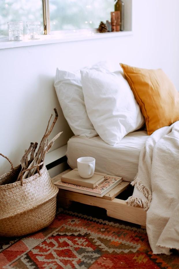 Space di bawah kasur