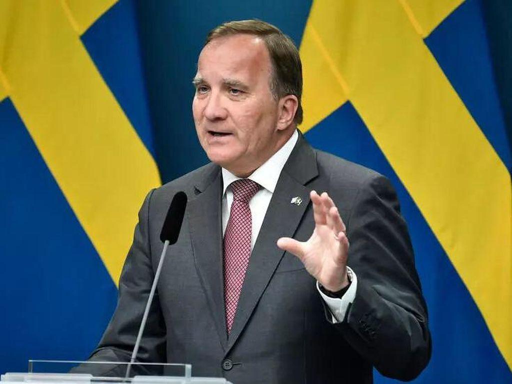 PM Swedia Gagal Hadapi Mosi Tidak Percaya, Pemerintah Tumbang