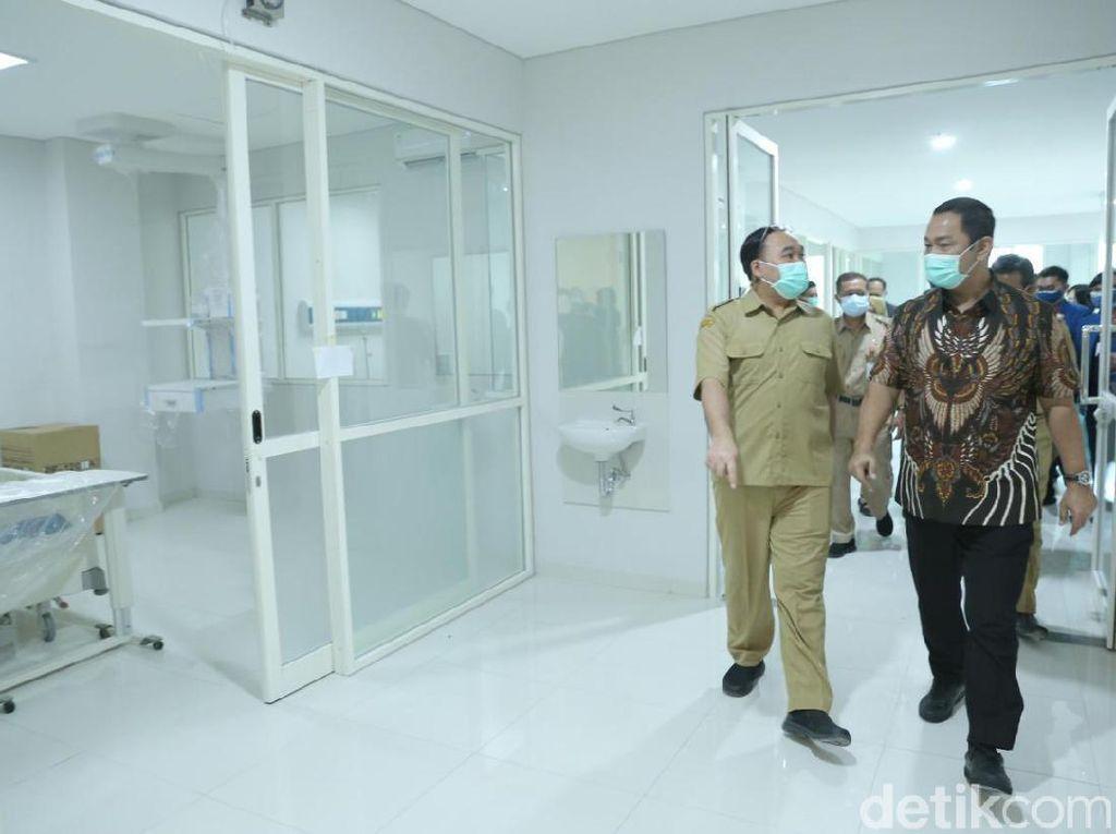 Semarang Zona Merah Corona, BOR 91 Persen-Pemkot Buka RS Darurat