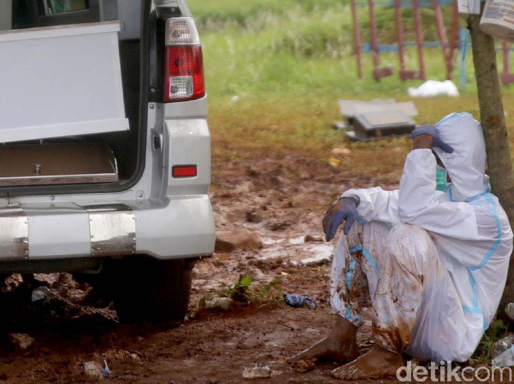 Sebaran Rekor 558 Kematian COVID-19 RI, Jateng-DKI-Jatim Sentuh Angka 100
