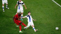 Hasil Finlandia Vs Belgia: De Rode Duivels Lolos Sempurna!