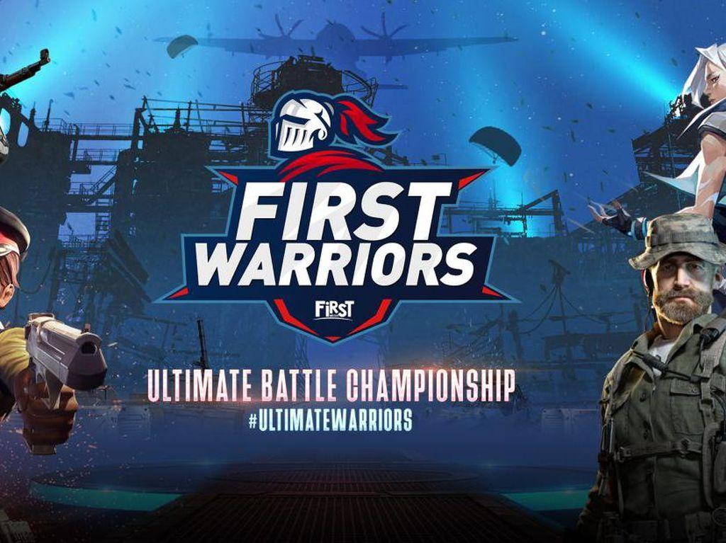 First Warriors, Turnamen Game FPS Berhadiah Rp 420 Juta