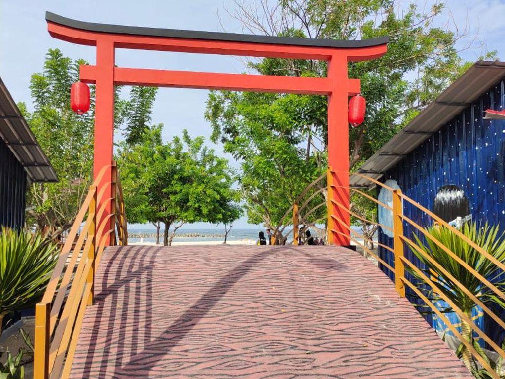 Ke Kampung Jepang Kepulauan Seribu Wajib Setor Surat Negatif COVID-19
