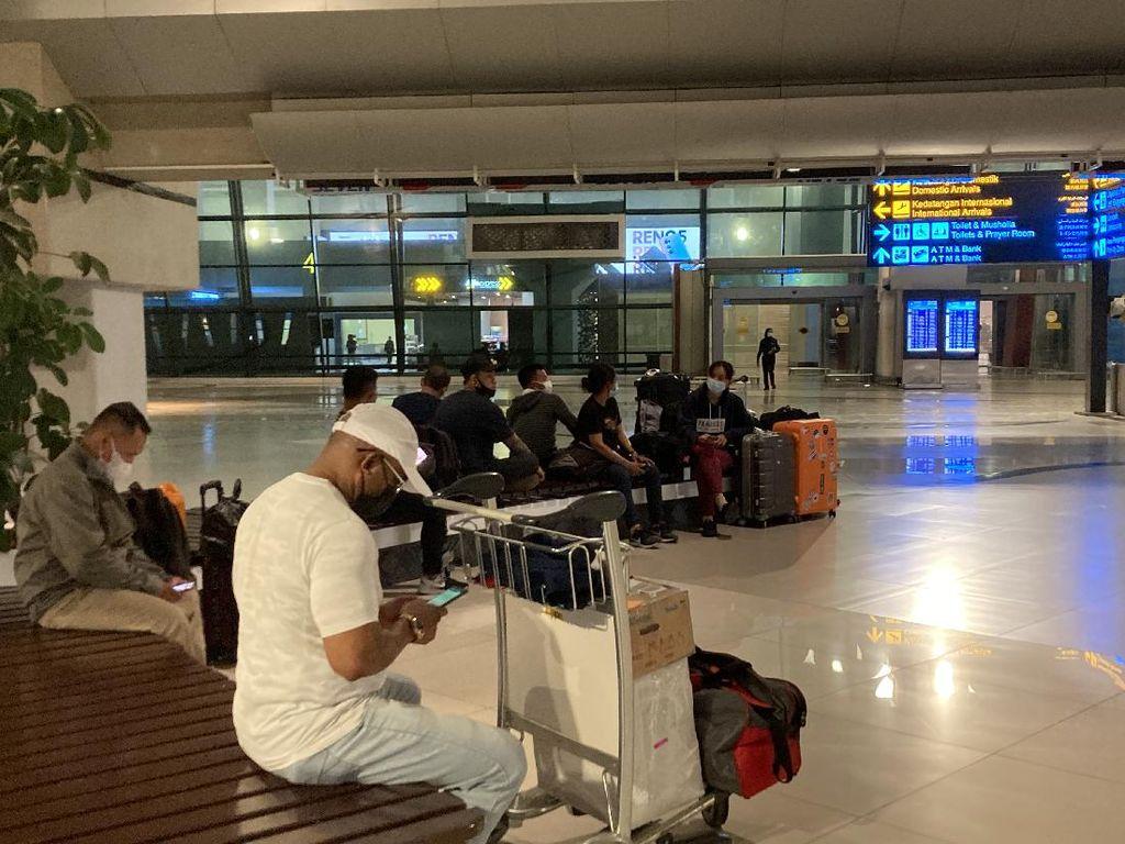 Pengetatan PPKM Mikro, Begini Kondisi Terminal 3 Bandara Soekarno-Hatta