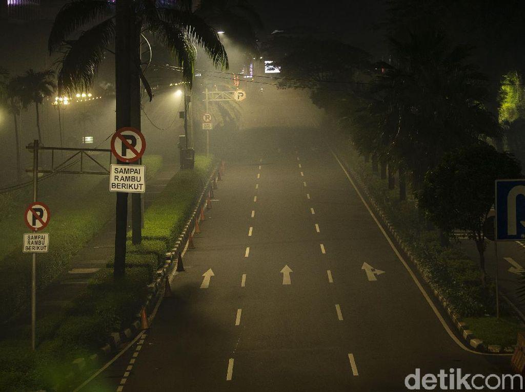 Daftar 63 Titik Penjagaan Polda Metro Selama PPKM Darurat: Batas Kota-Tol