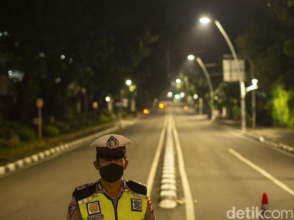 Hasil Polling: Banyak yang Setuju Jakarta Lockdown!