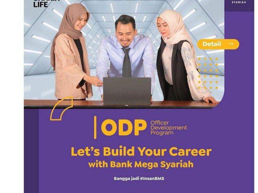 Lulusan S1 Merapat, Ada Lowongan Kerja Nih dari Bank Mega Syariah
