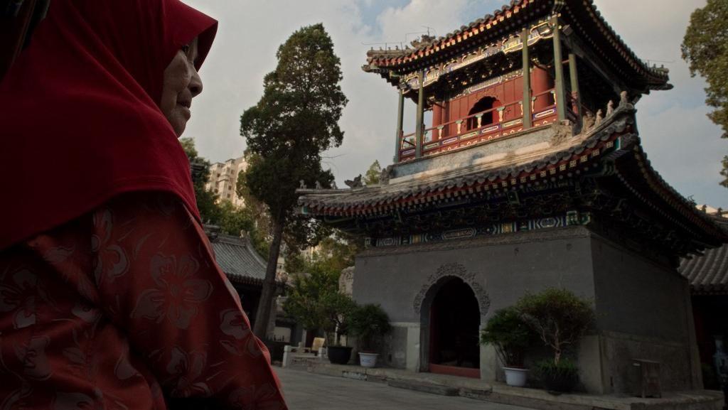 Melihat Masjid Tertua di Beijing, Masjid Niujie
