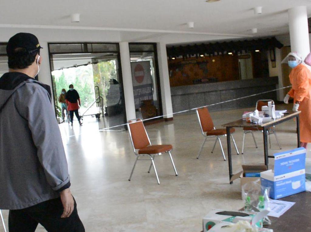 BOR Corona di Banyumas 71%, Pemkab Sulap Hotel Jadi RS Darurat