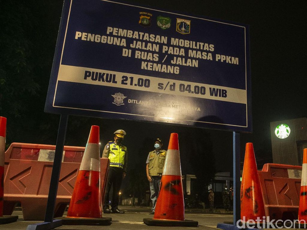 Pimpinan DPR Usul Jakarta Semi Lockdown di Akhir Pekan