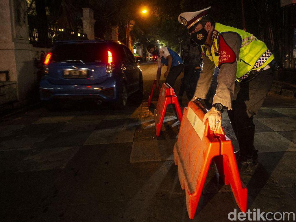 PPKM Darurat, 28 Titik Akses Tol-Perbatasan DKI Bakal Dijaga Polisi 24 Jam