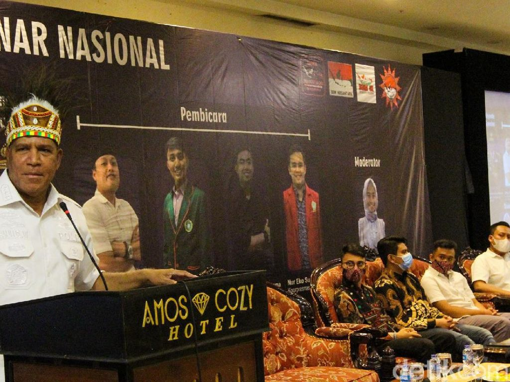 Suara Anak Bangsa Untuk Papua