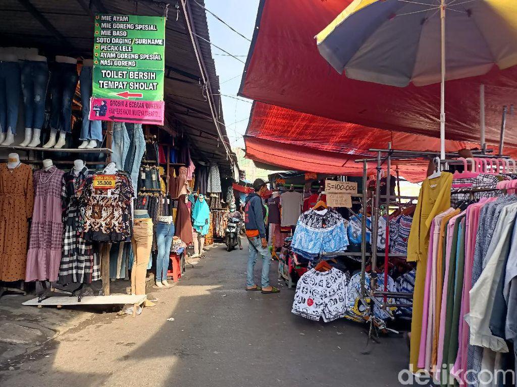 Corona Ngegas, Banyak Pengunjung-Pedagang di Ps Tanah Abang Tak Pakai Masker
