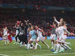 Ini Reaksi Eriksen Lihat Denmark Lolos ke 16 Besar