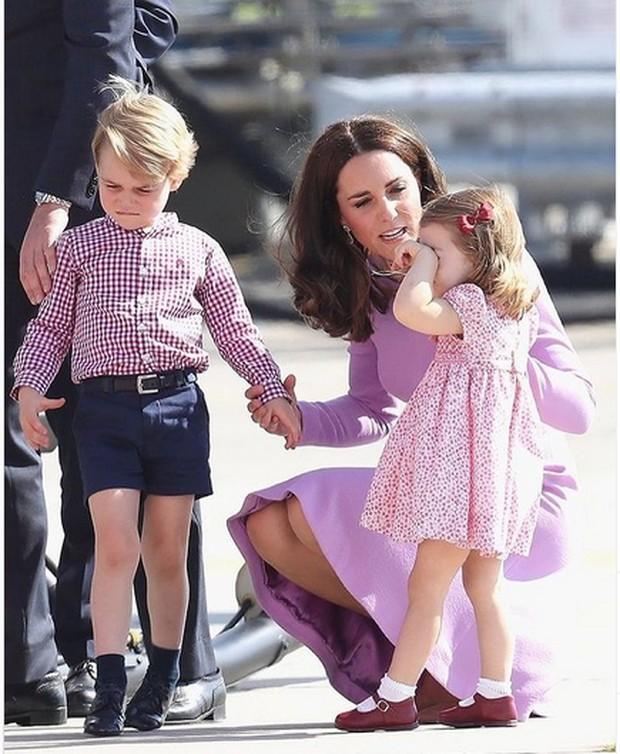 Orangtua kerajaan Inggris dilarang berteriak pada anak