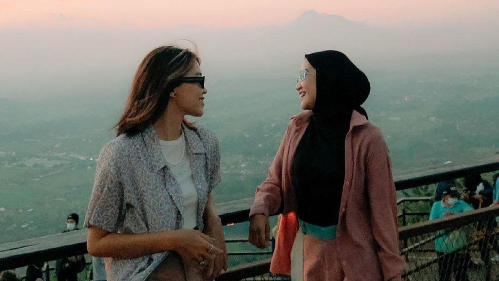 Potret Spot Foto Cantik di Heha Sky View Yogyakarta