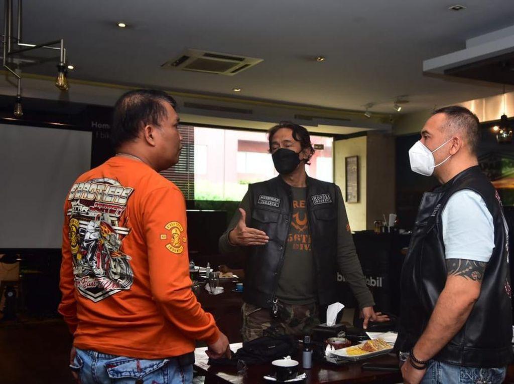 Patuhi Anjuran Pemerintah, Hogers Indonesia Tunda Touring Inagurasi