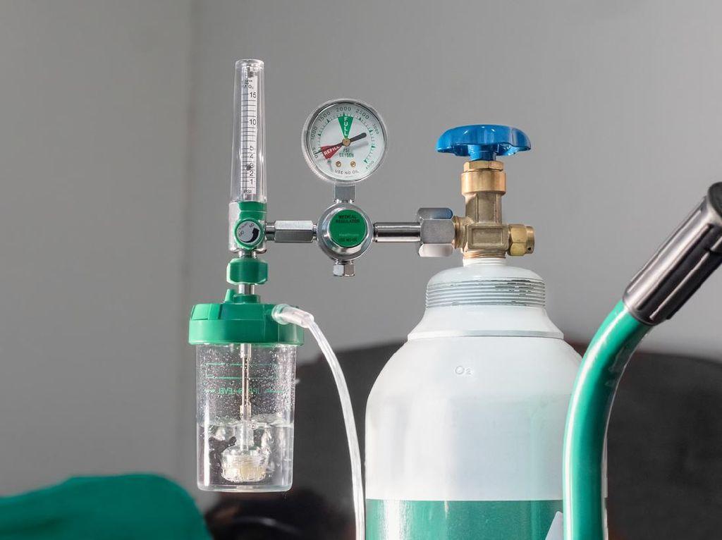 1.000 Konsentrator Rp 12 M Disebar Demi Cegah Kelangkaan Oksigen