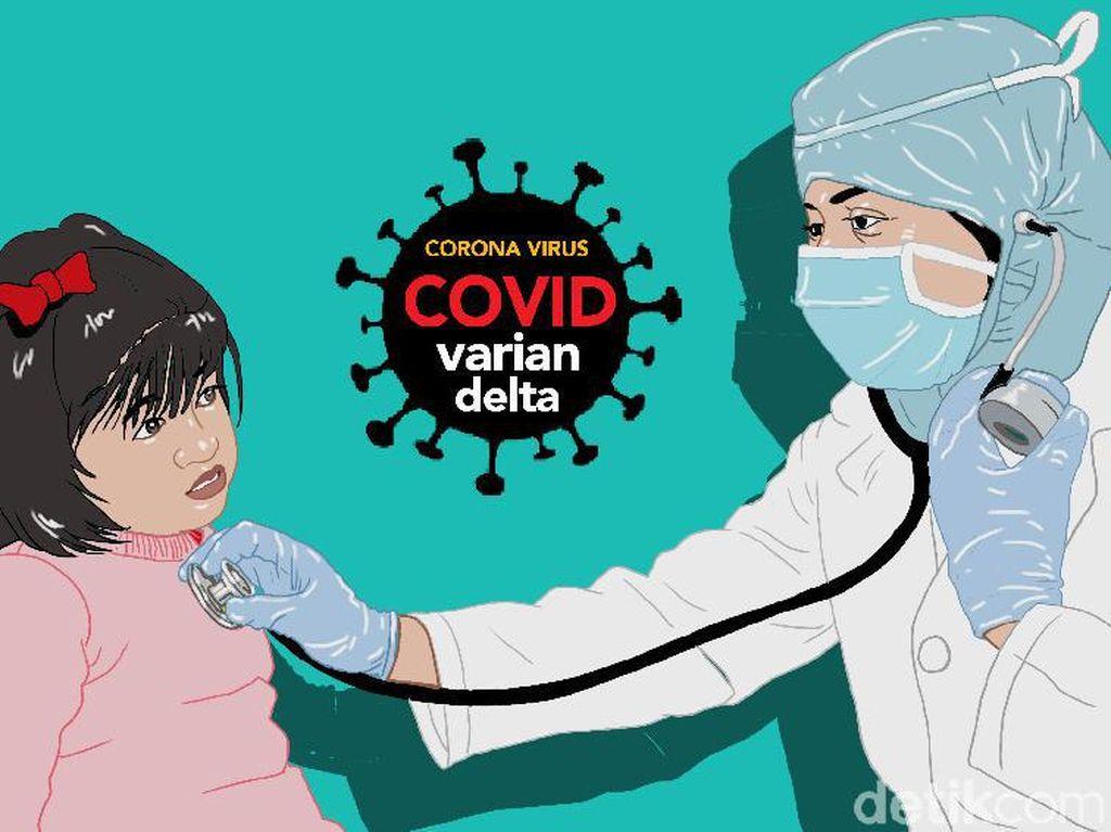 Sebulan Kasus COVID-19 Melonjak, 21 Perawat di Surabaya Positif Corona