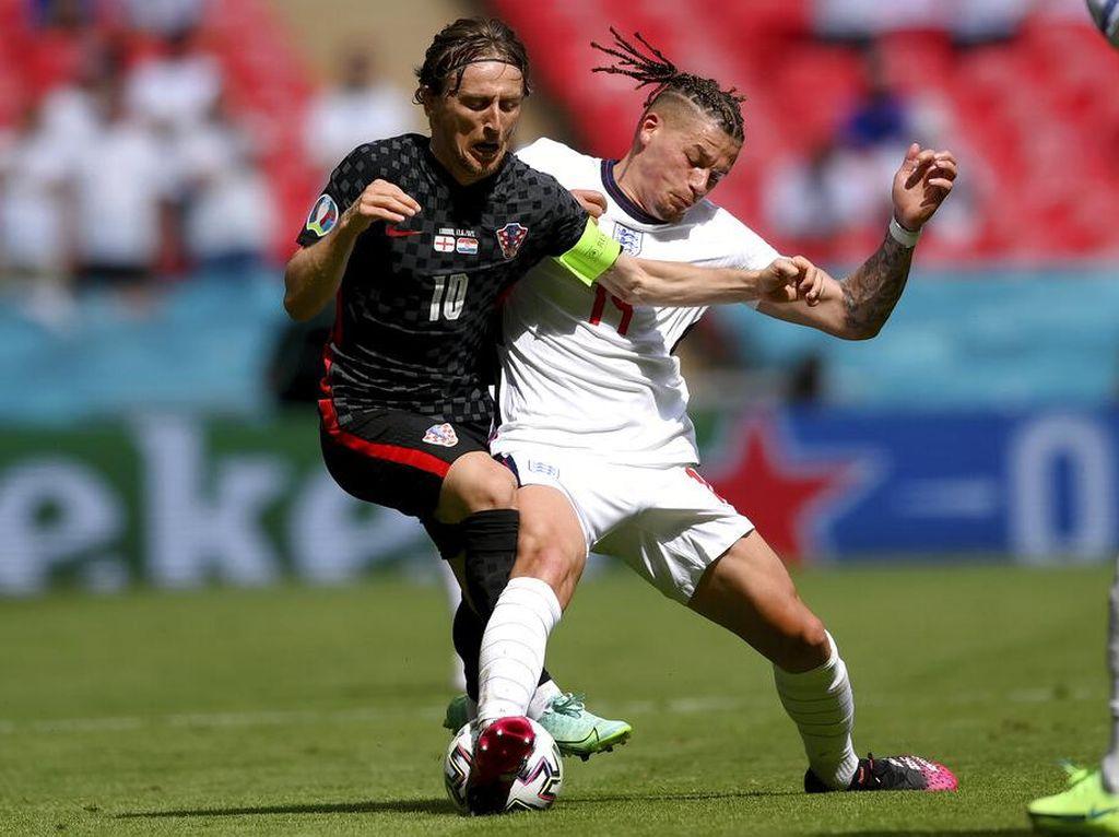 Klasemen Grup D Euro 2020: Inggris dan Kroasia Tembus Fase Knockout